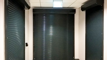 roller shutters salford