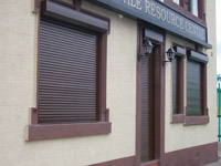 security shutters Saddleworth